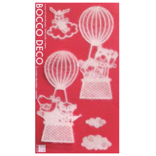 WASHI dECO BOCCODECO Balloon